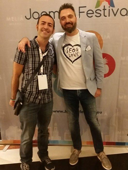 con Salvatore Russo