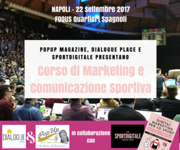 corso in marketing e comunicazione