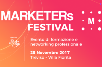 MARKETERs Festival 2017