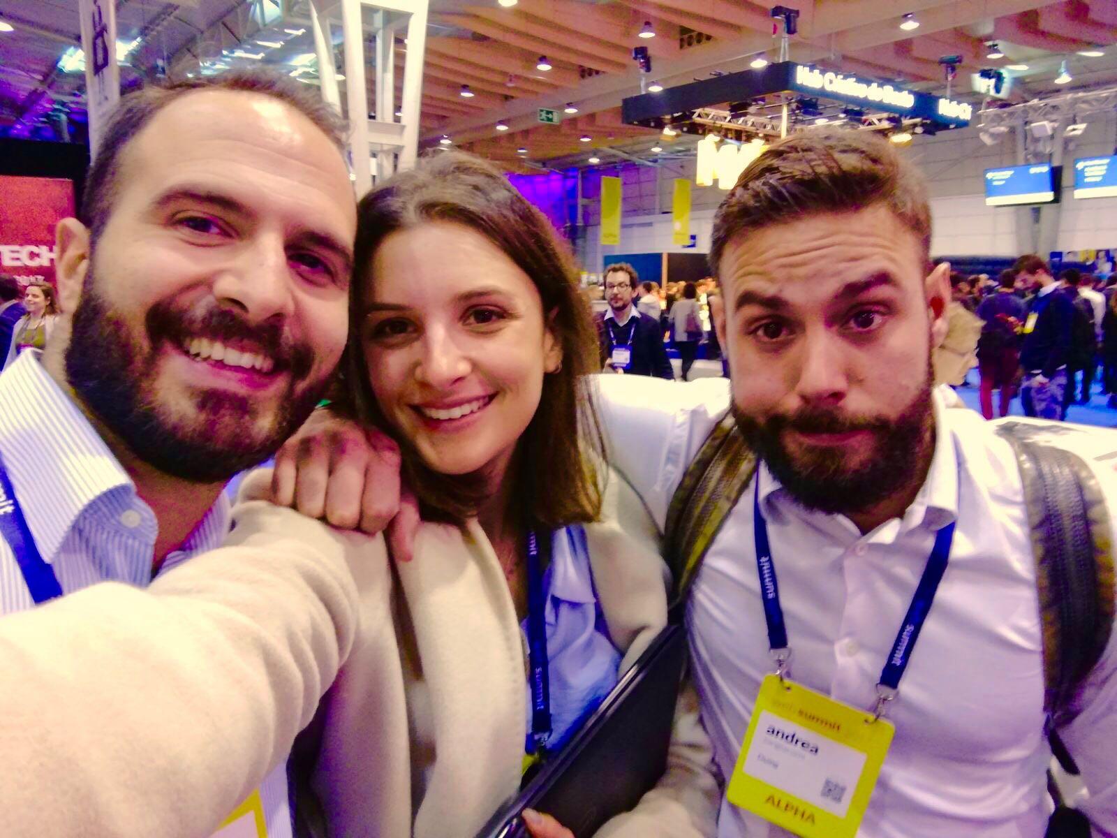 web summit 2017-startup italiana