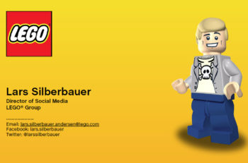 marketing lego