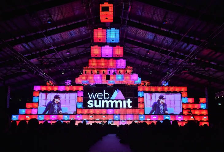 Storia del Web Summit