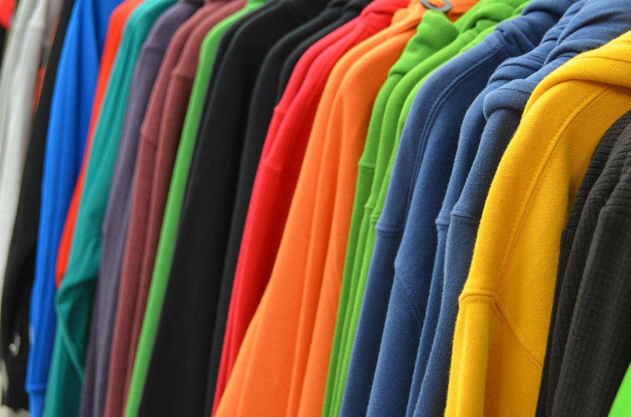 personalizzazione degli abiti