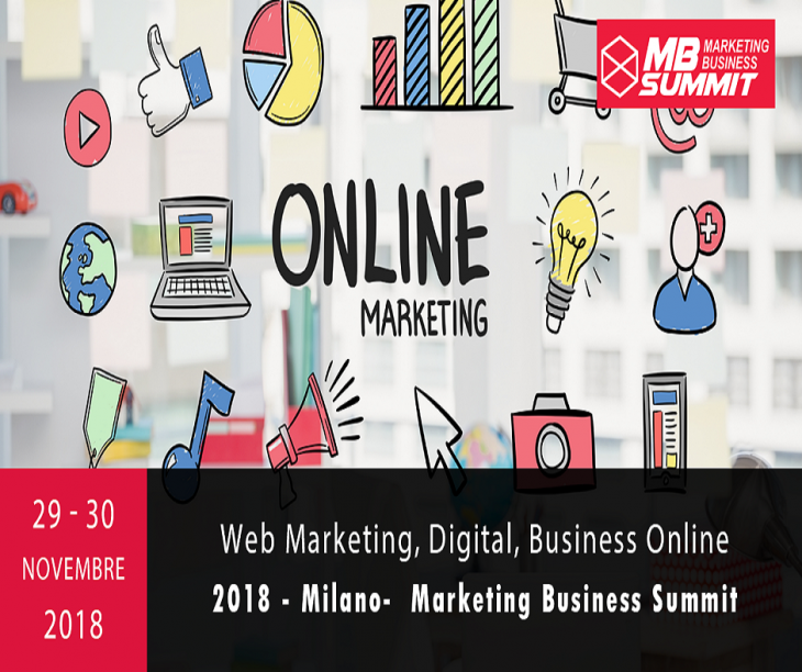 marketing business summit 2018 milano