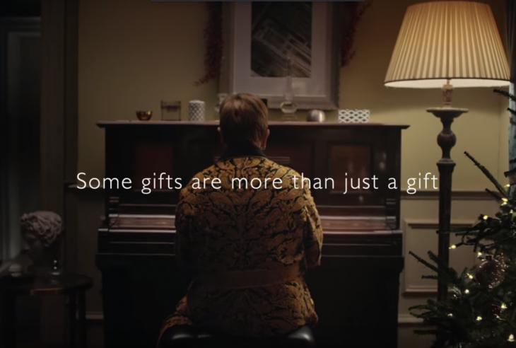 pubblicità natalizie