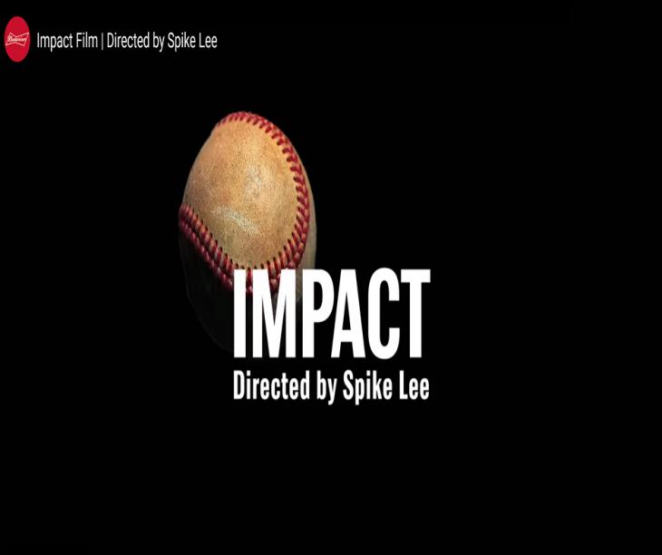 Budweiser-campagna per celebrare la leggenda del baseball Jackie Robinson