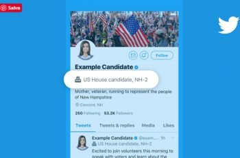 twitter politica