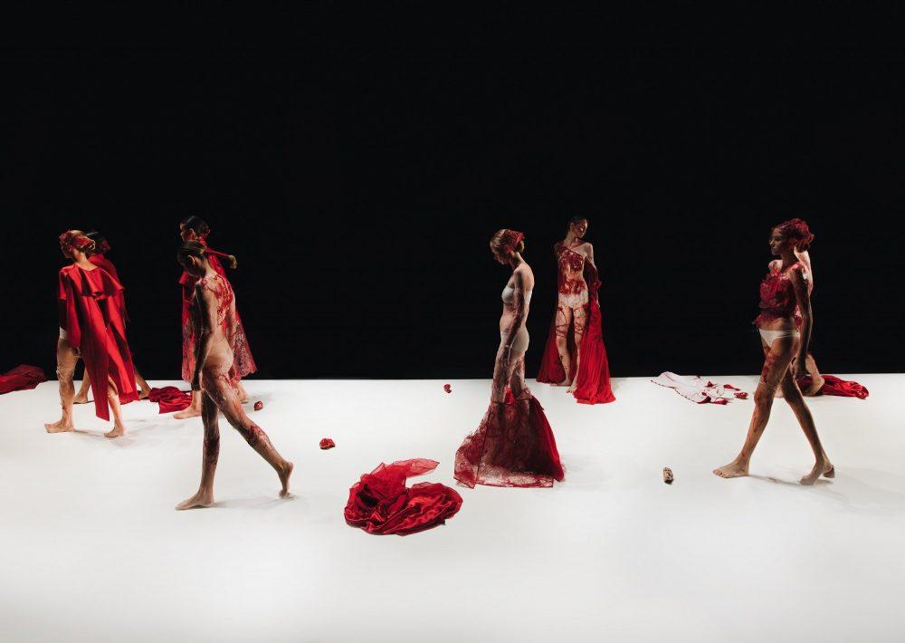 Bashaques Milan fashion club_funeral of love 2