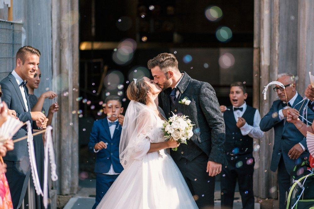 come organizzare un matrimonio online
