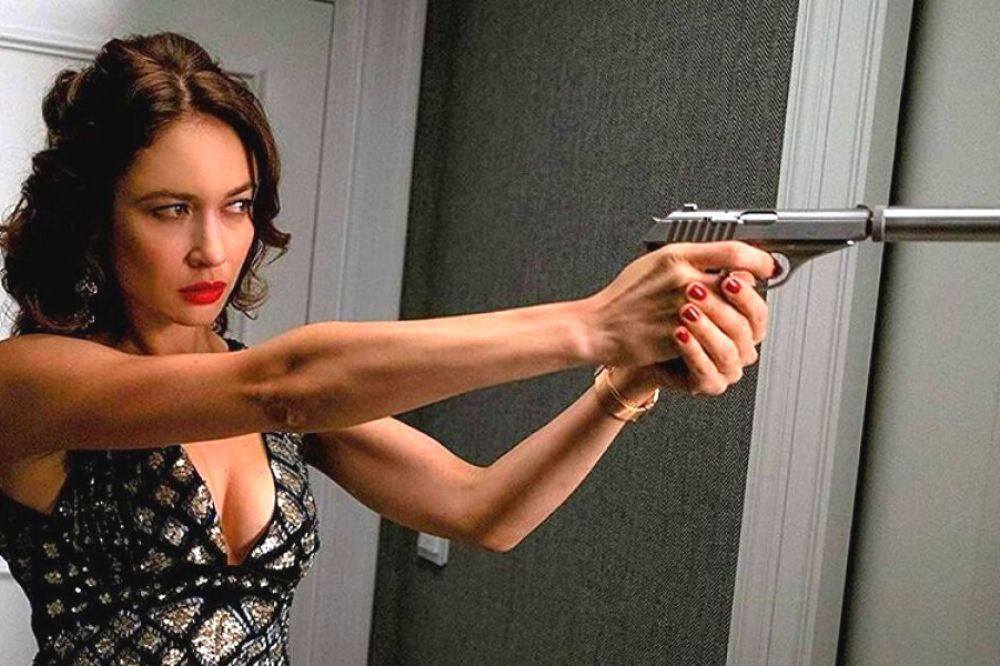 attrice ucraina