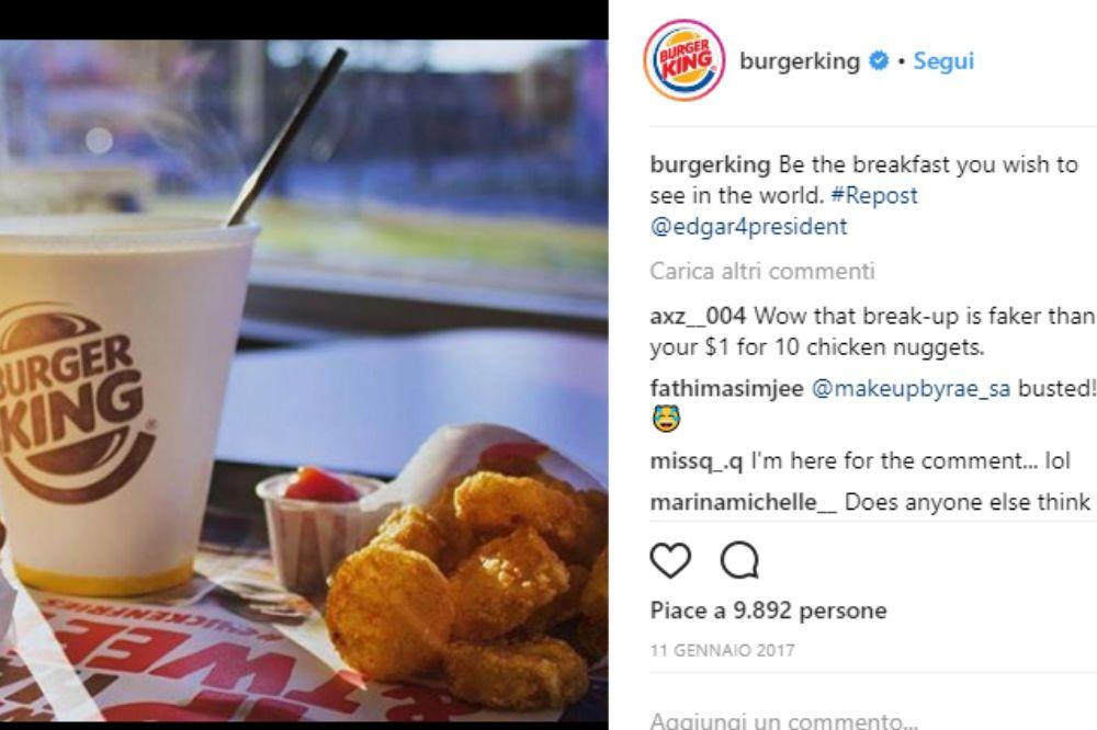 guerrilla burger king