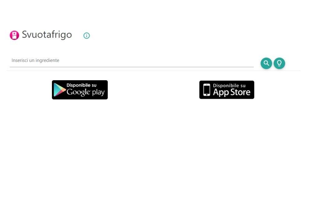 svuota frigo app