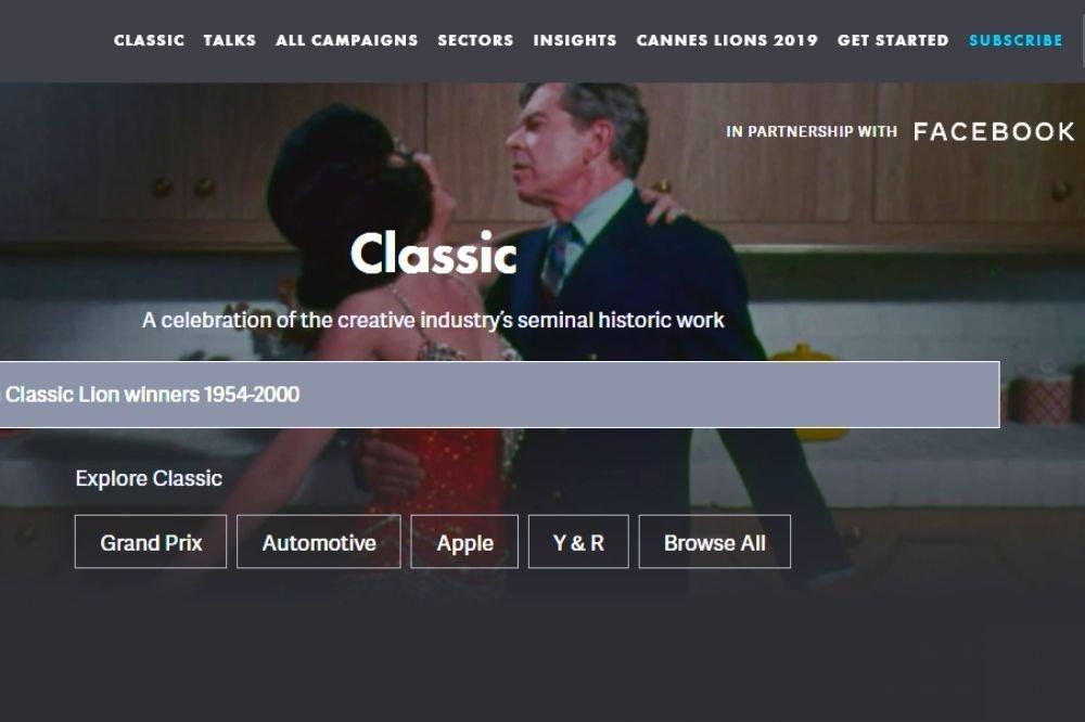 """Nasce la sezione """"Classic"""" del sito The Work, l'archivio delle pubblicità"""