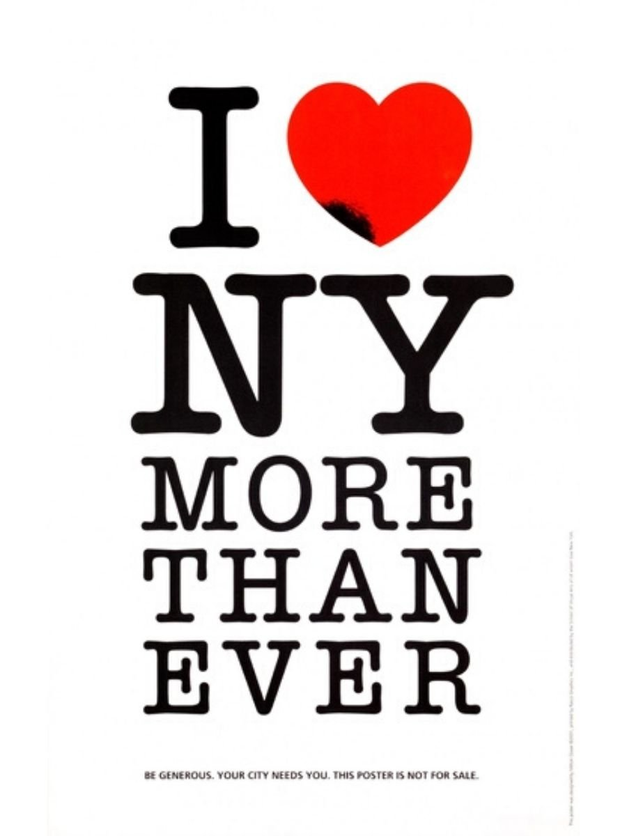 i love new york more than ever