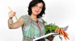 sandra salerno food blogging