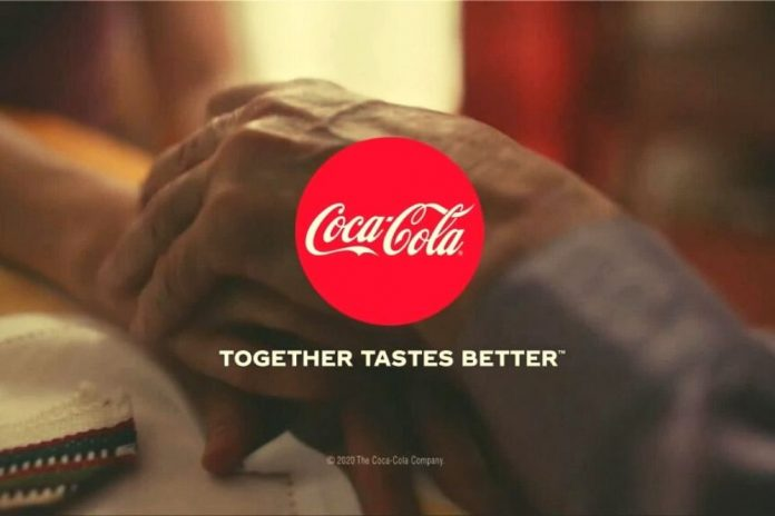 pubblicità coca-cola