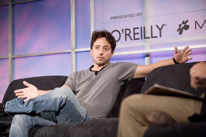 Sergey Brin foto