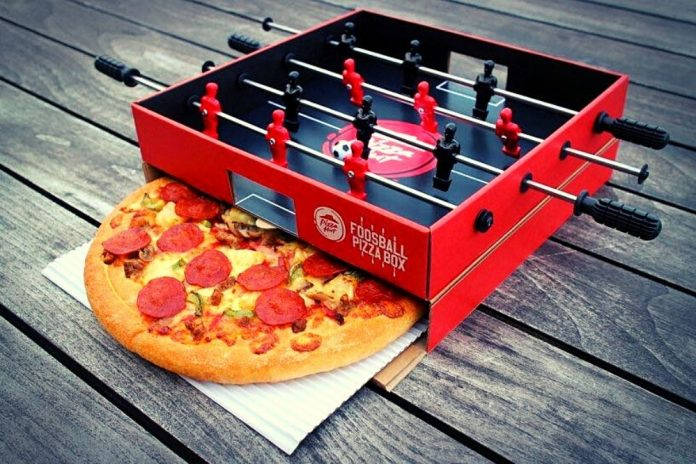 marketing pizza hut
