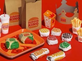 burger king identità di marca