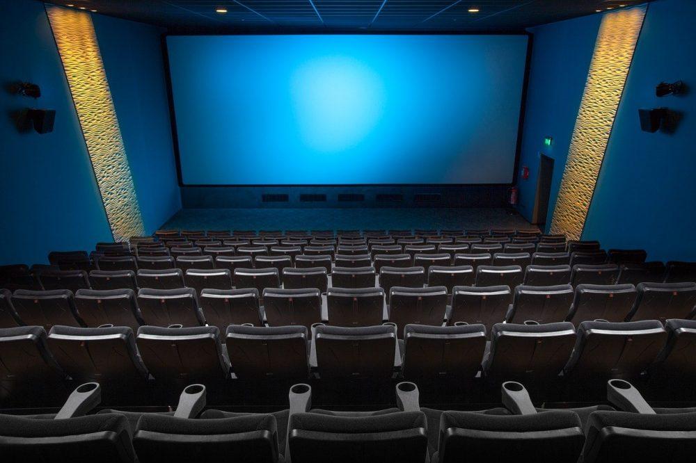 sala cinematografica foto