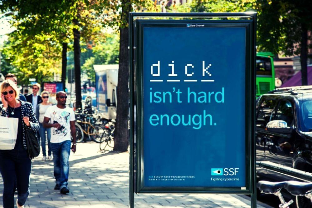 cartelloni pubblicitari svezia