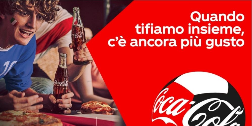 spot coca cola europei 2020