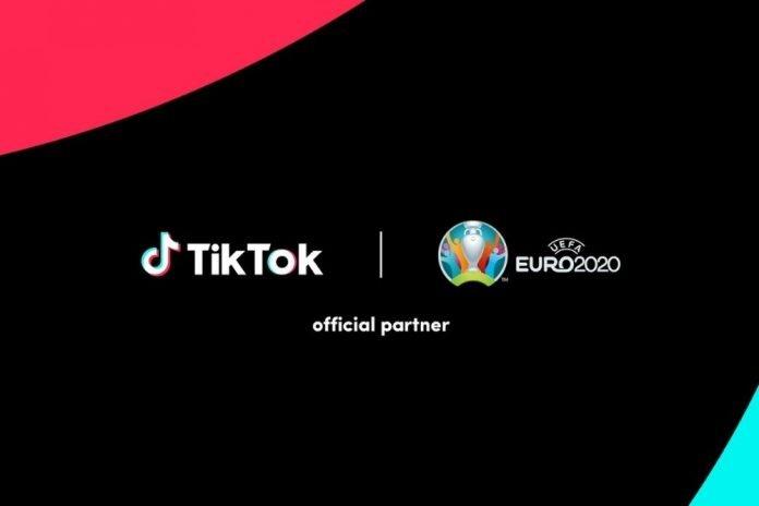tiktok euro 2020 partnership