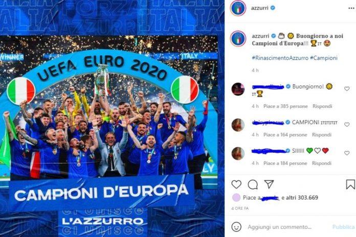 euro 2020 social