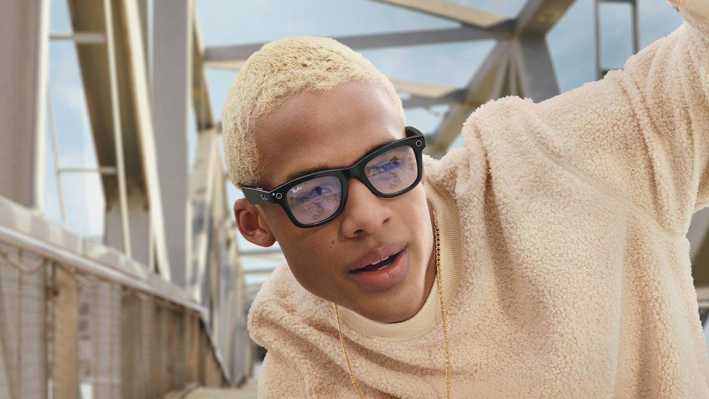smart glasses facebook-ray ban