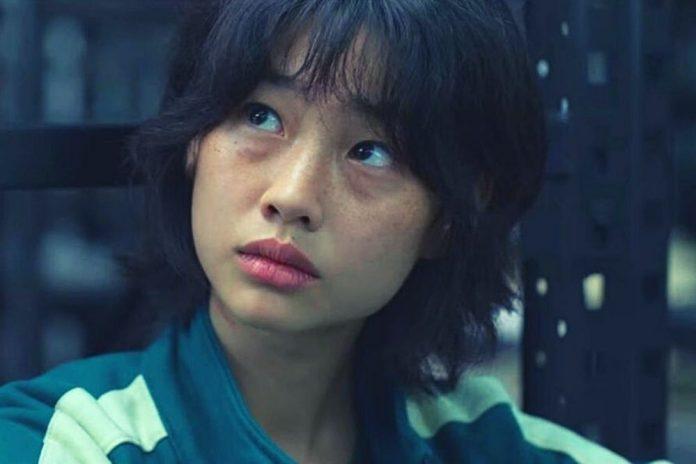hoyeon jung foto attrice squid game
